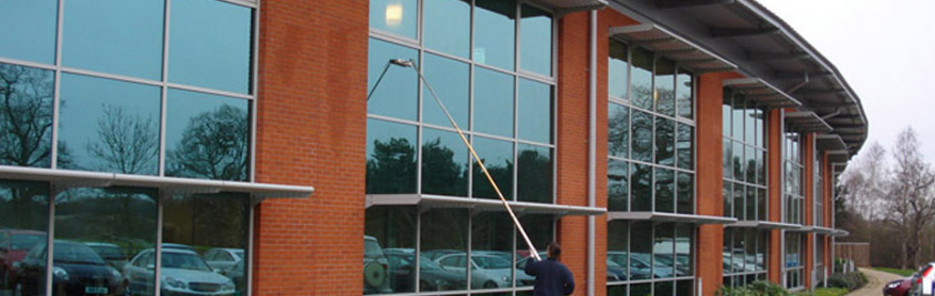 Window cleaning is a skill that requires much expert knowledge. Commercial Window cleaning contracts cannot be taken on by inexperienced window cleaners. T.C Bibby window cleaners have the specialist knowledge, equipment and insurance to ensure that your windows are left sparkling clean..